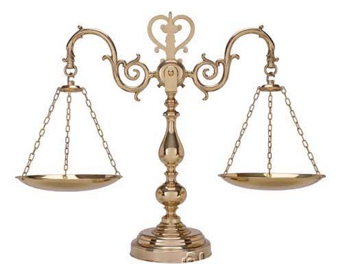 Brass Balance